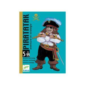 piratatak jeu de carte stratégie djeco