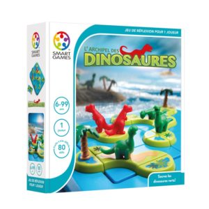 l'archipel des dinosaures smart games