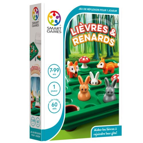 lièvres et renard smart games