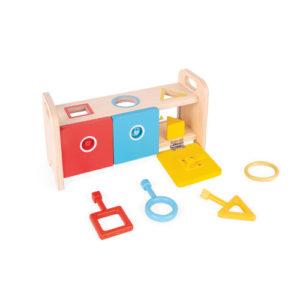 boîte à clefs janod