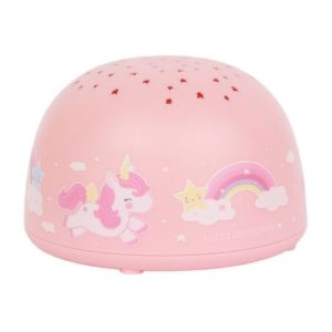 projecteur lampe licorne little lovely company