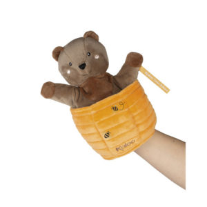 marionette ourson ted kaloo