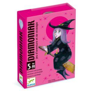 diamoniak jeu carte djeco
