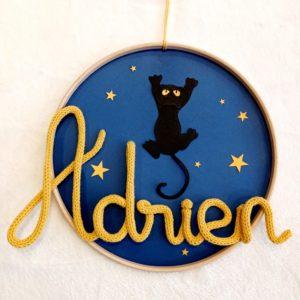 tricotin prénom chat